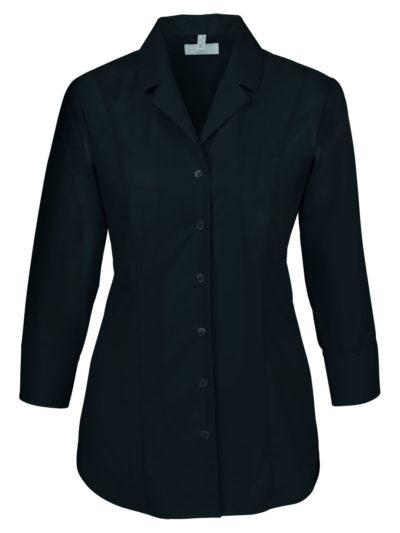 D blouse 3/4 mouw regular fit van Greiff