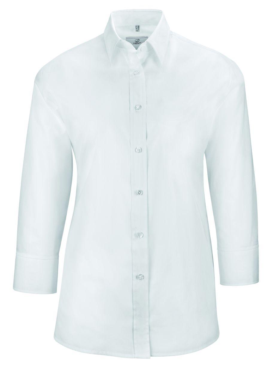 D blouse 3/4 mouw comfort fit van Greiff