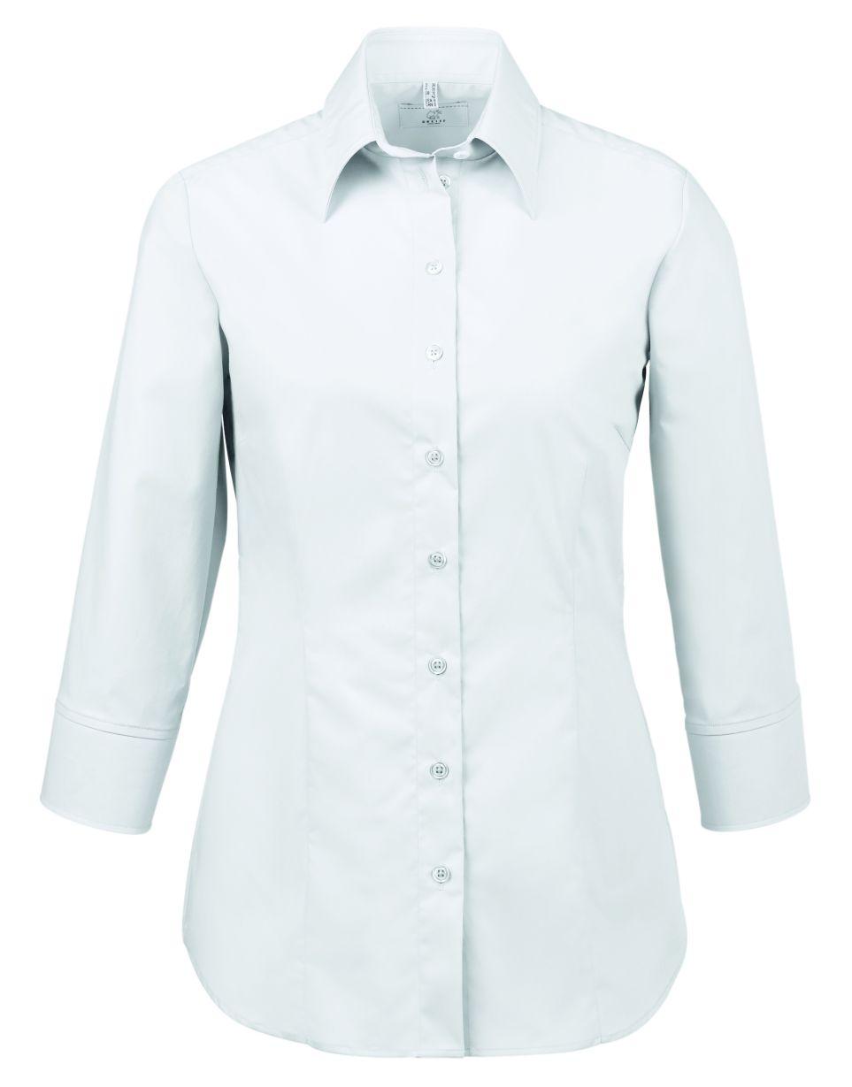 D blouse 3/4M regular fit van Greiff