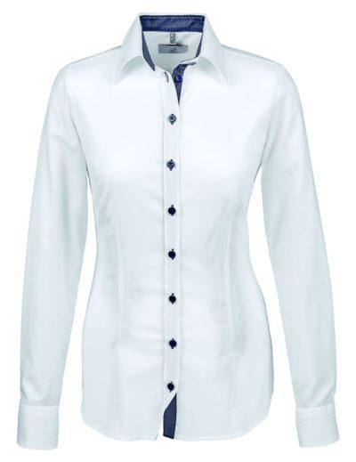 D blouse MODERN slim fit van Greiff