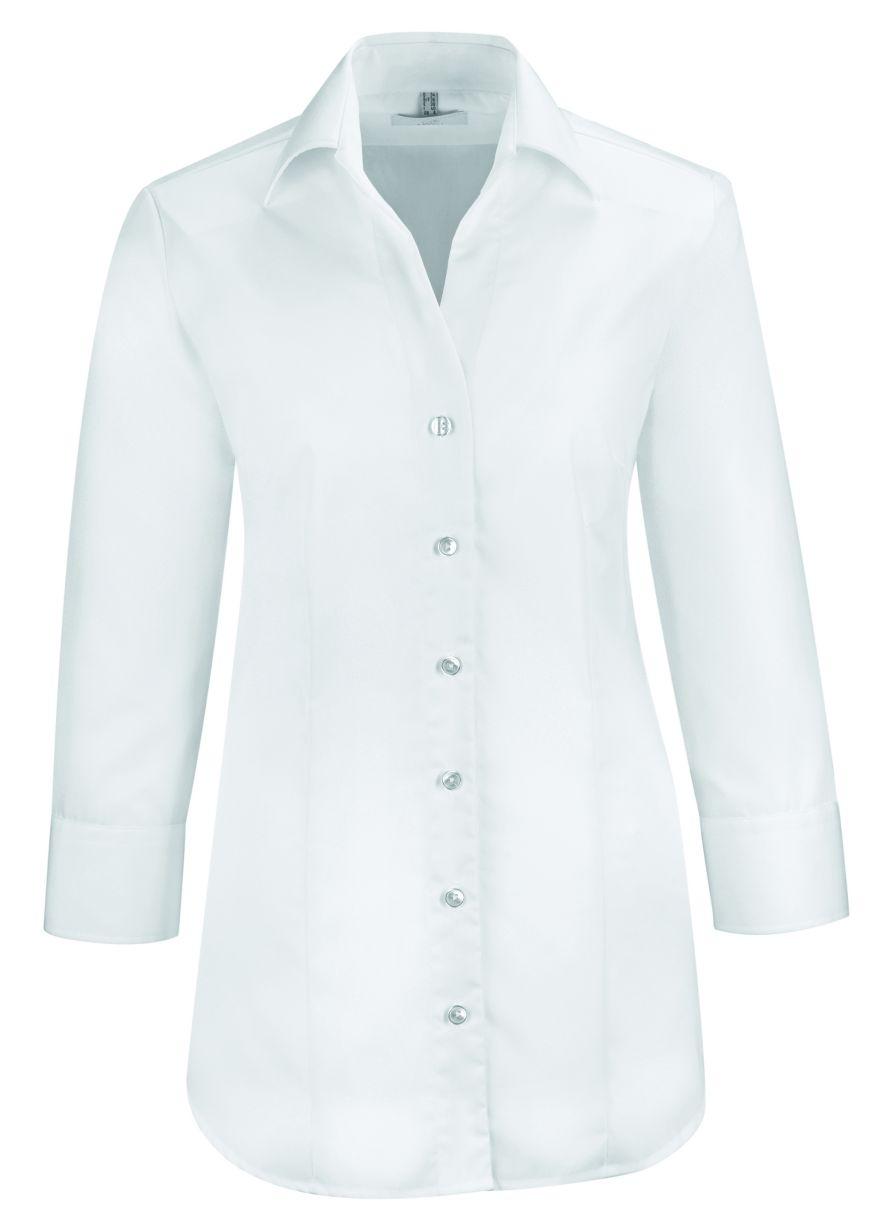 D blouse 3/4 mouw PREMIUM regular fit van Greiff