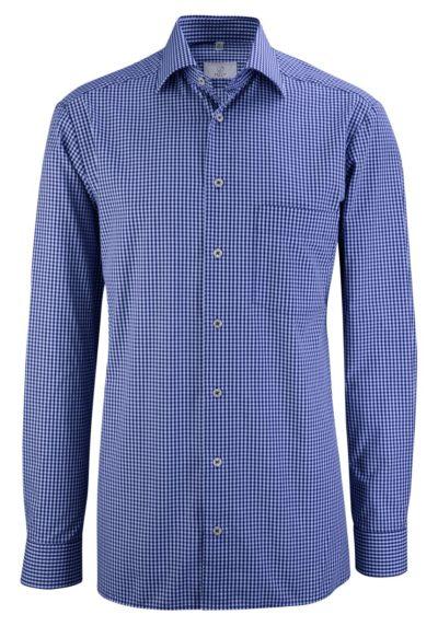 Heren overhemd regular fit van Greiff