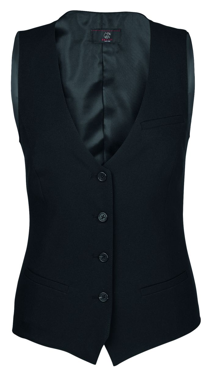 Dames gilet regular fit van Greiff