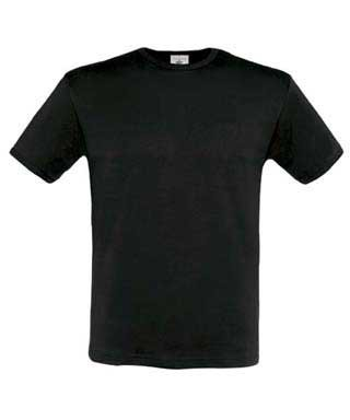 B&C Men-Fit Black