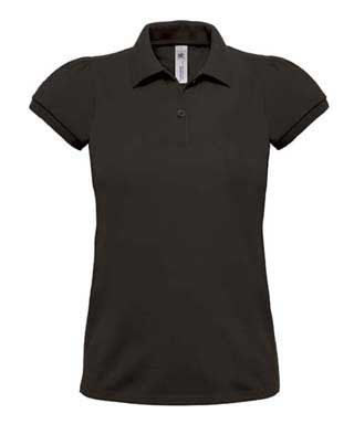 B&C Heavymill women Black