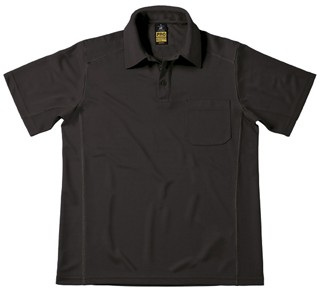 B&C Cool Power Pro Polo Black