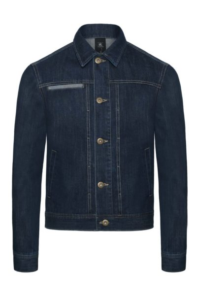 B&C DNM Frame men Deep Blue Denim