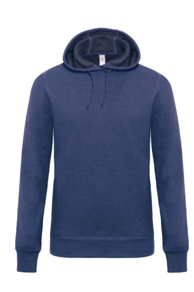 B&C DNM Universe men Dark Heather Blue
