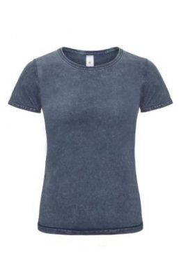 B&C DNM Editing women Raw Blue