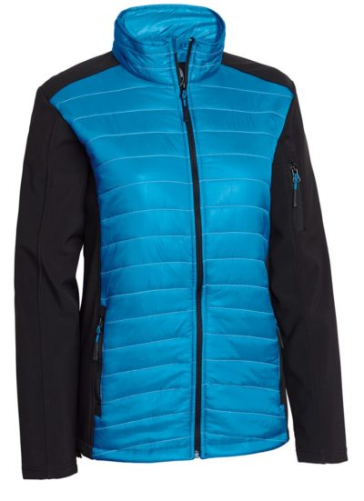 Matterhorn MH-406D Hybrid Jacket Ladies Blauw