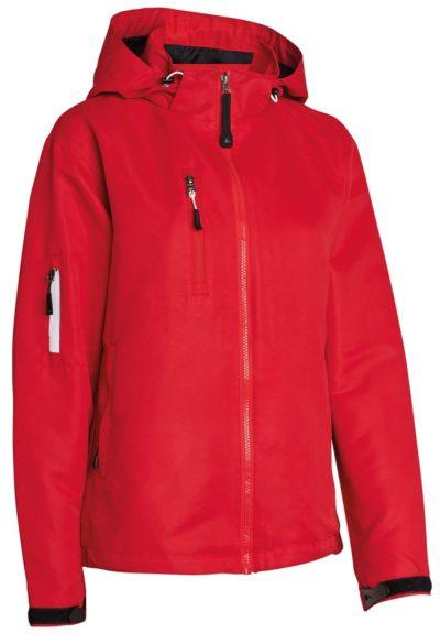 Matterhorn MH-700D Shell Jacket ladies Rood