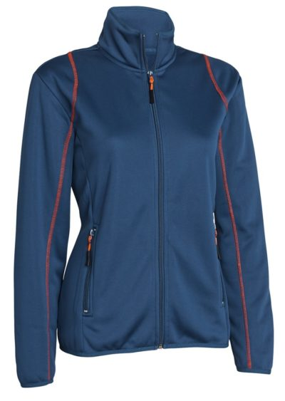 Matterhorn MH-747D Power Fleece ladies Blauw