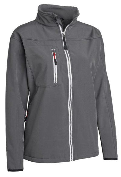 Matterhorn MH-906D Softshell jacket ladies Grijs