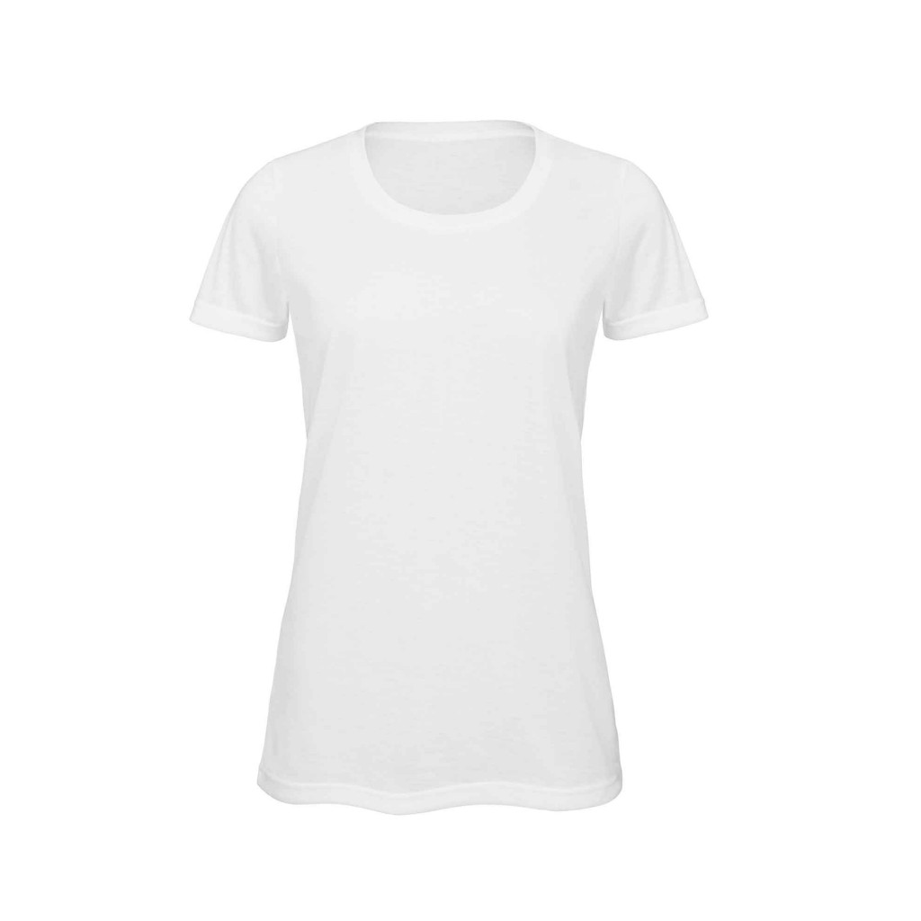 B&C TW063 Sublimation women White