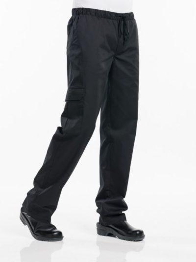 Chaud Devant Baggy Black - Koksbroeken