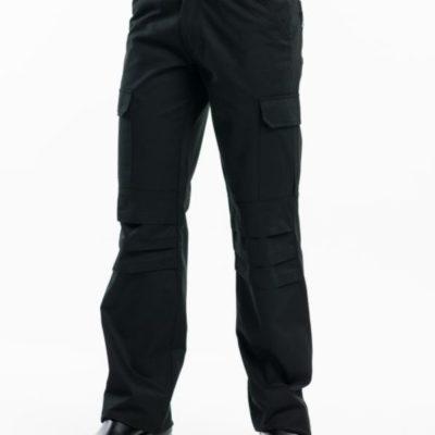 Chaud Devant Worker Black - Koksbroeken