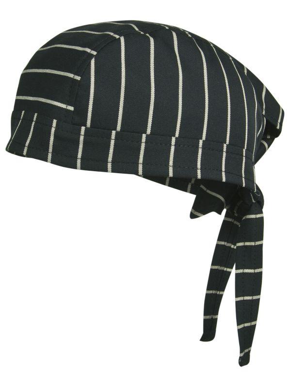 Chaud Devant Bandana Big Stripe - Koksmutsen