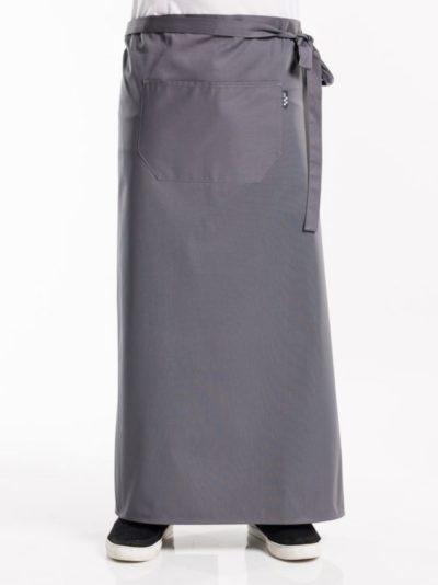 Chaud Devant 1-Pocket Grey - Sloven