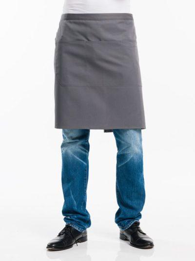 Chaud Devant 3-Pockets Grey - Sloven