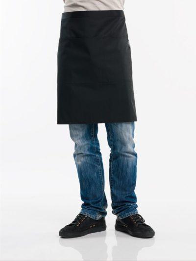 Chaud Devant 3-Pockets Black - Sloven