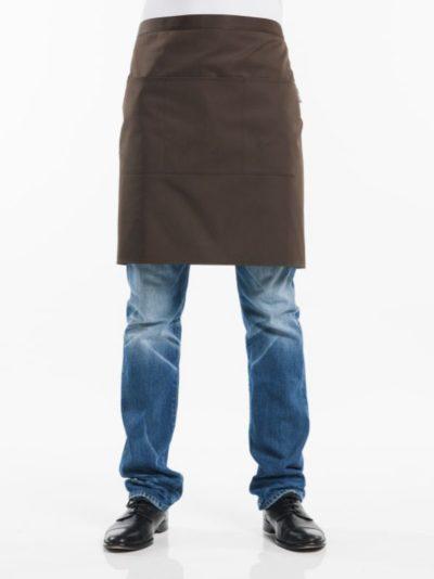 Chaud Devant 3-Pockets Brown - Sloven