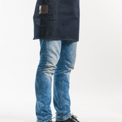"Chaud Devant Backpocket Blue Denim 16"" - Denim Sloven"