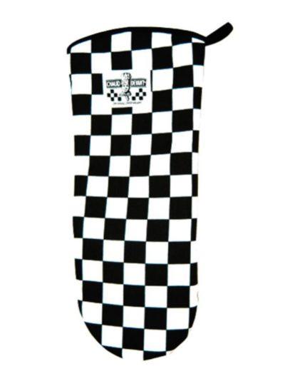 Chaud Devant Oven Mitt Domino - Horeca accessoires