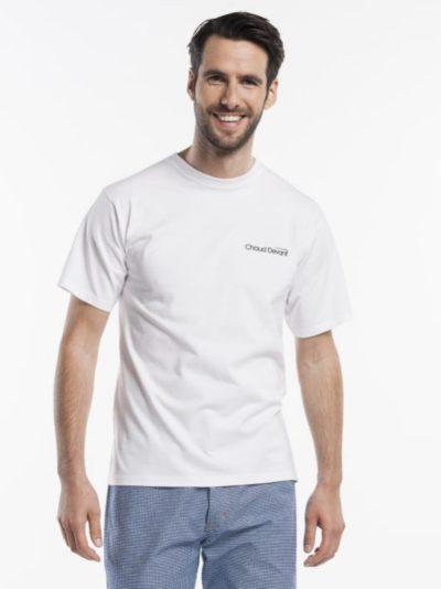 Chaud Devant T-Shirt White - T-shirts korte mouwen