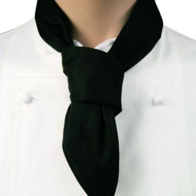 Chaud Devant Neckerchief Black - Horeca accessoires